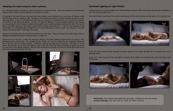 boudoir lighting setups
