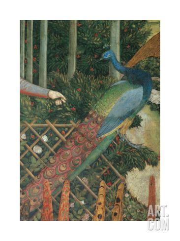 Frescoes of the Chapel of the Magi Giclee Print by Benozzo Gozzoli at Art.com