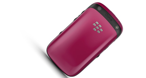 Win a BlackBerry Curve 9320 in hot pink