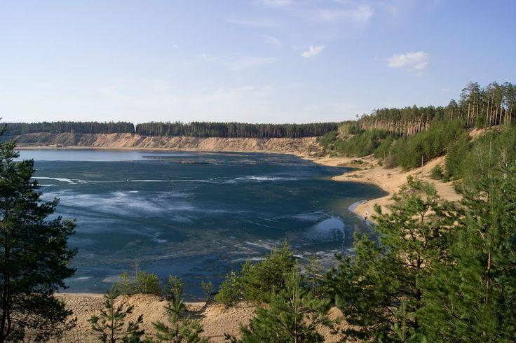 Озеро «Изумрудное» Казань