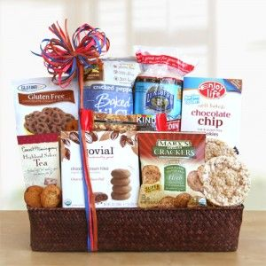 I think this would be a fantastic idea for a gift for someone who just found out they have Celiac disease, put together a gift basket with an assortment of gluten free foods, perhaps even include some gluten free recipes (pretested for taste), to help them find different foods they can enjoy.