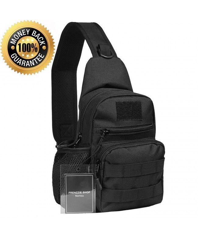 ff4c0f8175b5b8 Sling Bag Small Shoulder Backpack Crossbody Multipurpose Daypack for  Running Cycling - Black - CM17YYQ9ANR #Bags #Handbags #Backpacks #gifts  #Style