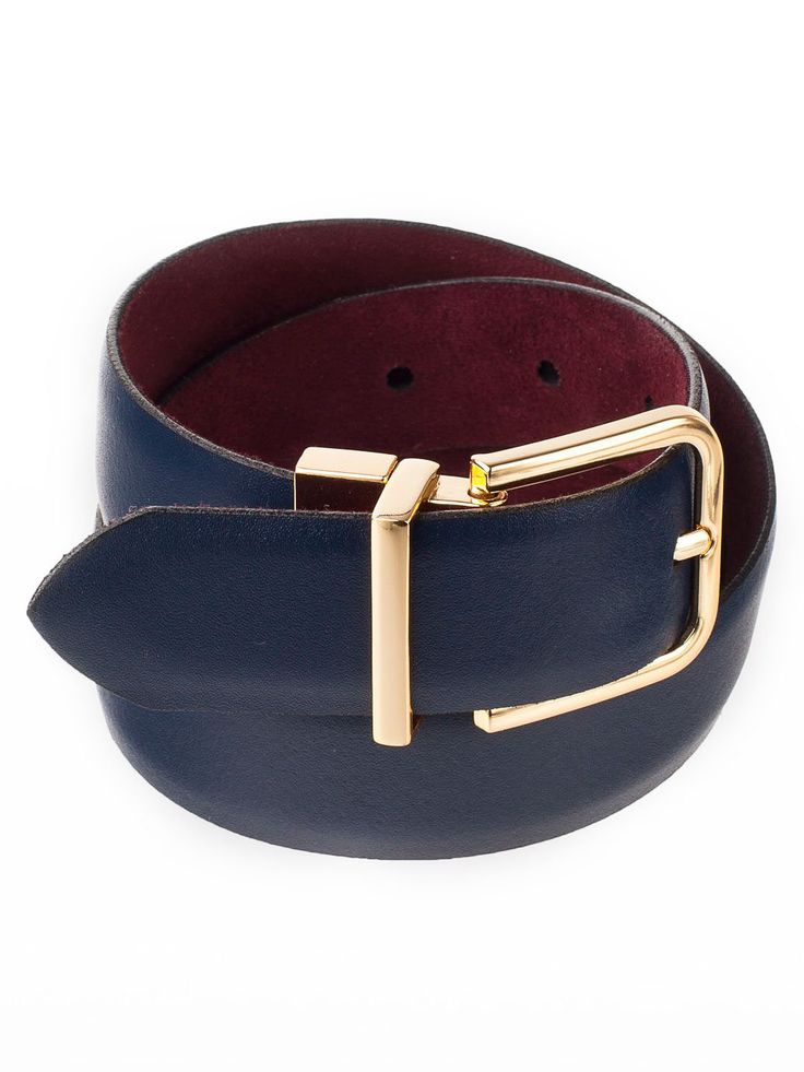 Reversible Leather Belt   From American Apparel   Price £22
