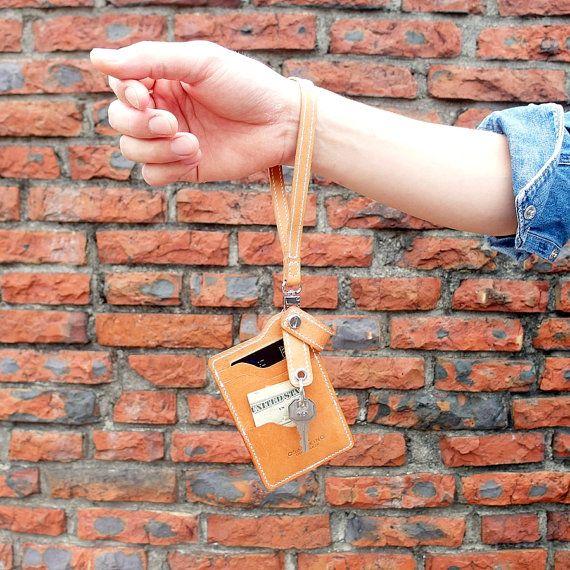 Stad Ronin / multifunctionele ID Badge houder / pols riem Kit