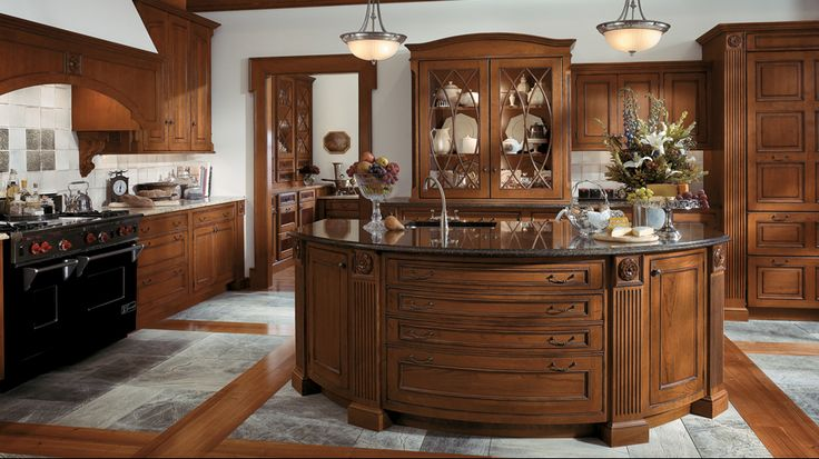 Wood Mode Cabinetry | Kitchens are the Heart of the Home ...
