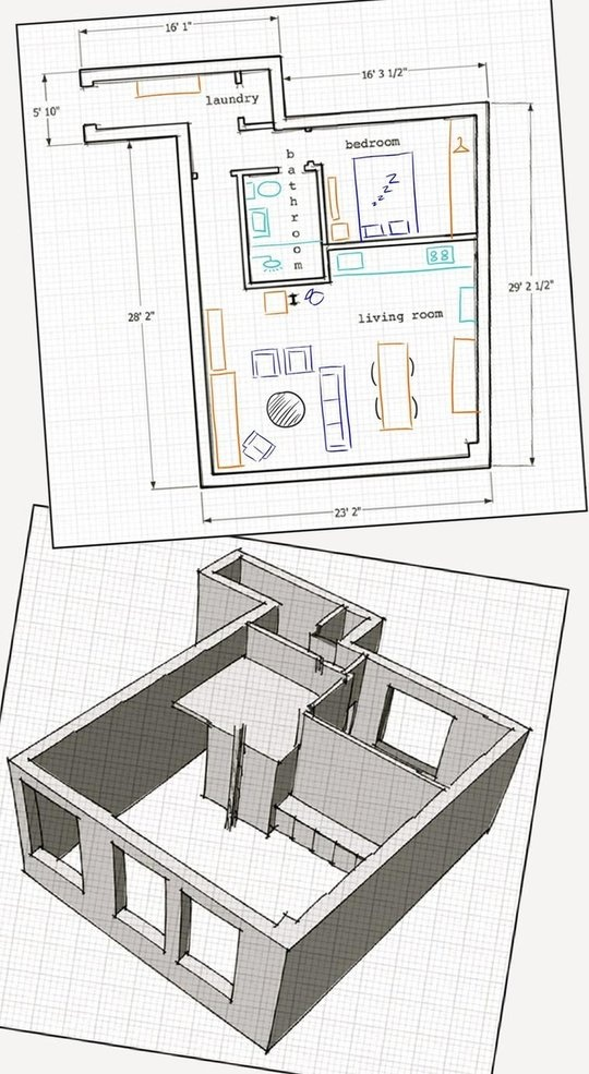 Tiny Apartment Layout 62 best tiny house floor plan images on pinterest | house floor