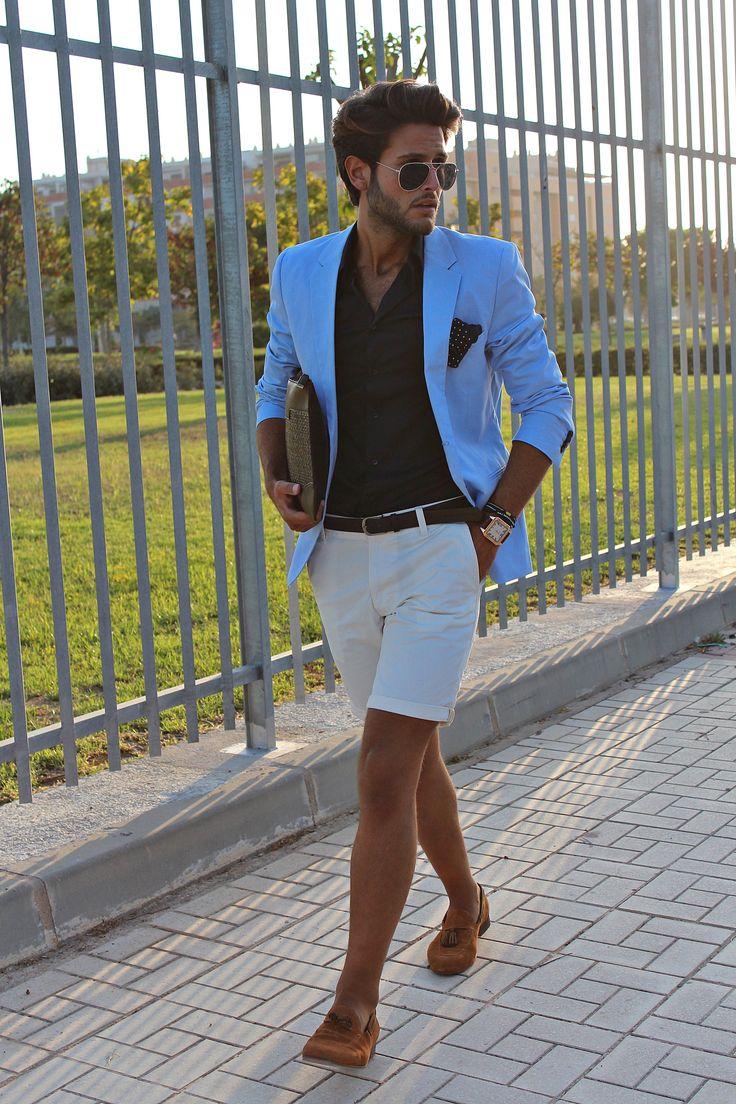 """ropa-hombre: Adorei este Look para o verão Carioca é excelente fino e confortável para homem """"arrojados"""" Modernos!"""