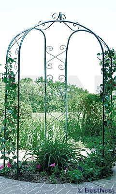 Three sided gazebo - on sale - from Best Nest Company  102.99 and free shipping