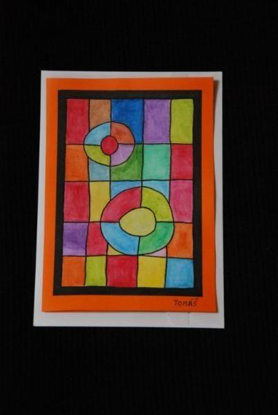 Přání mozaika malé 10,5 cm x 15 cm
