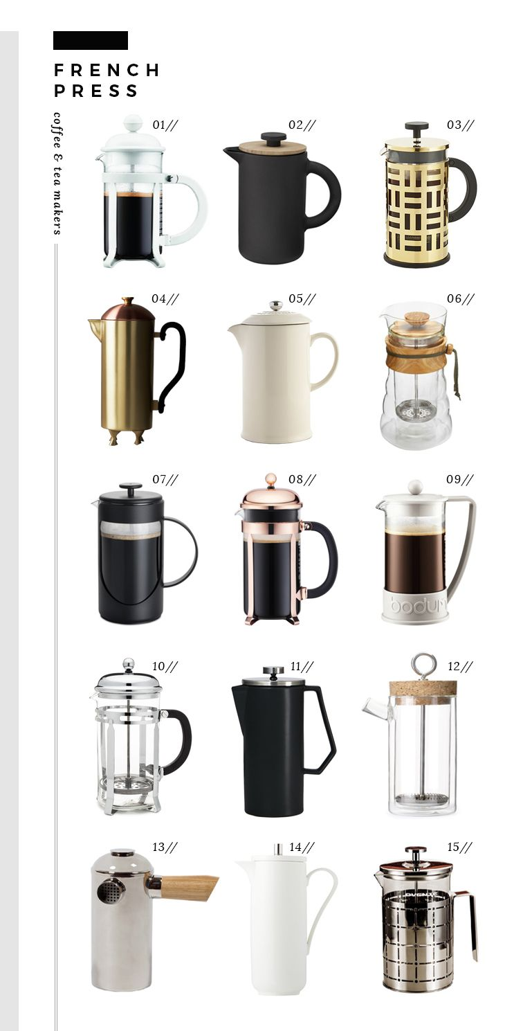 11 best top 10 best selling coffee makers with grinder reviews 2015 french press coffee and tea makers fandeluxe Choice Image