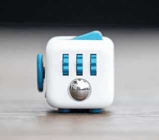 Squeeze Fun Stress Reliever Gifts Fidget Cube