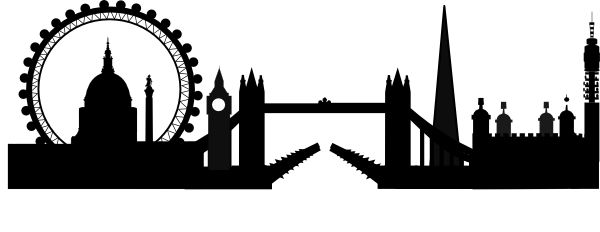 london silhouette - Google Search