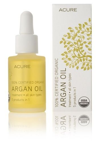 Acute Argan Oil is a skin super food! It's a non-comedogenic oil, meaning that it won't block your pores at Target
