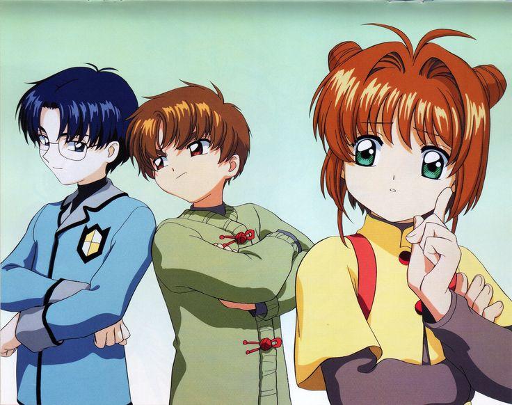 Cardcaptor Sakura: The Movie: The Sealed Card | CLAMP | Madhouse / Kinomoto Sakura, Li Shaoran, and Hiiragizawa Eriol