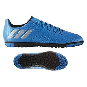 adidas Youth Lionel Messi 16.3 Turf Soccer Shoes (Shock Blue): http://www.soccerevolution.com/store/products/ADI_14098_F.php