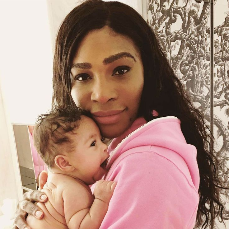 Serena Williams Says Giving Birth to Daughter Made Her 'Stronger': 'I'm Happy It Happened to Me'