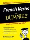 French Verbs For Dummies Cheat Sheet