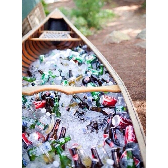 My kinda Canoe!