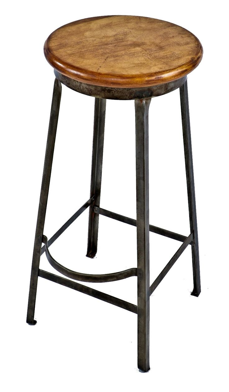 original and intact antique american industrial stationary lightweight factory machinist stool designed and fabricated by the chicago wire chair company ...  sc 1 st  Pinterest & 174 best Seating images on Pinterest | Stools Vintage industrial ... islam-shia.org