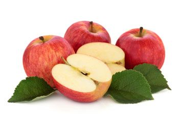 """APPLES are praised as a """"miracle food"""". In fact, apples were ranked first in Medical News Today's featured article """"What Are The Top 10 Healthy Foods?"""" Apples are extremely rich in important antioxidants, flavanoids, & dietary fiber. The phytonutrients & antioxidants in apples may help reduce the risk of developing cancer, hypertension, diabetes, & heart disease. This provides a nutritional breakdown of the fruit, its health benefits, risks & precautions & some frequently asked questions"""