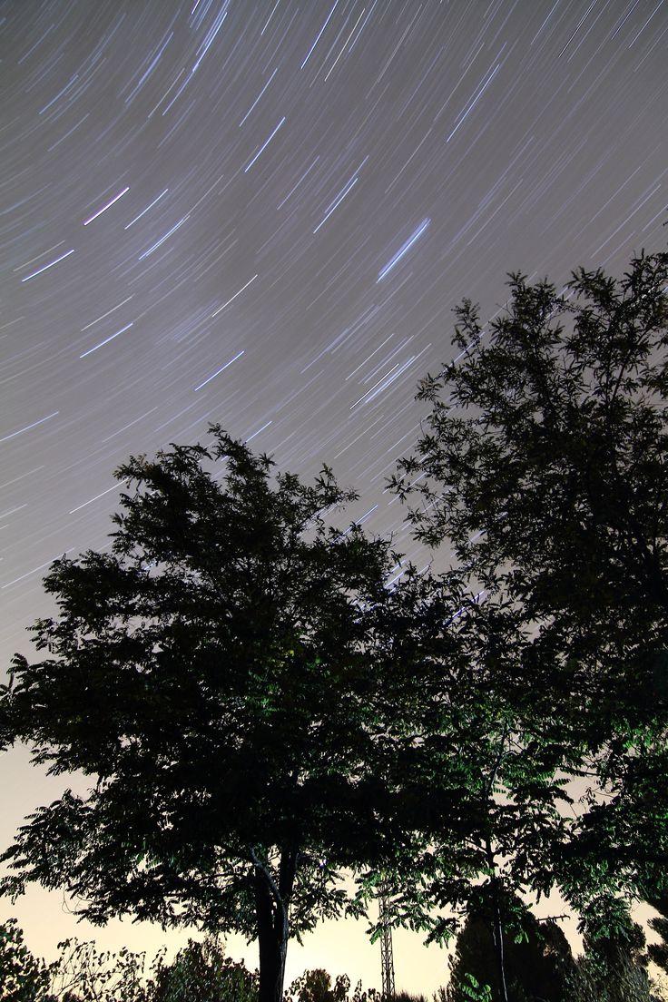 Cielo y acacias. by Jose Ortuño Laguia on 500px