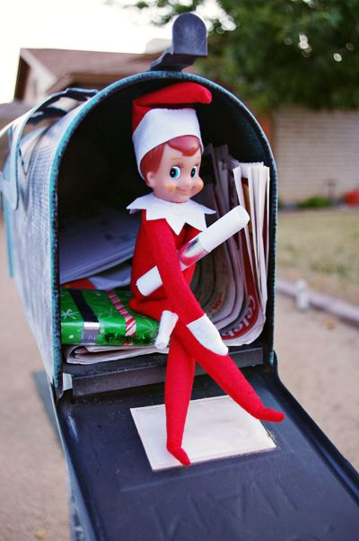2104 Best Elf On The Shelf Images On Pinterest Christmas