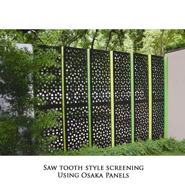1000 images about garden fence on pinterest fence for Decorative outdoor privacy screens