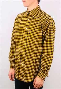 5ae8440e06d Vintage 90s Tommy Hilfiger Shirt | Men's fashion in 2019 | Vintage, Vintage  outfits, Vintage men