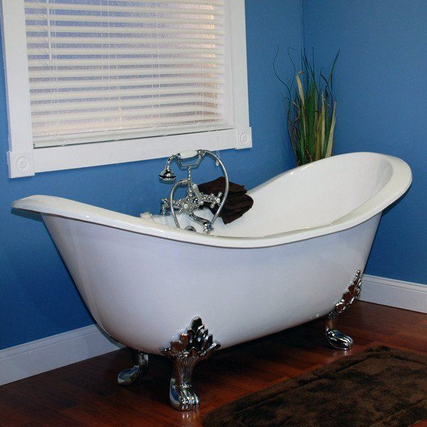 Best 64 Clawfoot Tubs images on Pinterest | Clawfoot tubs, Ranges ...