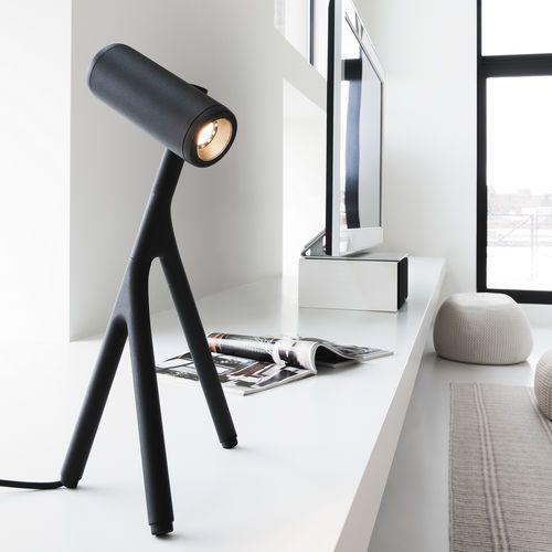 Table lamp / contemporary / plastic / orientable MÉDARD Modular Lighting Instruments