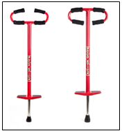 Check the High Bounce Pogo Sticks with Adjustable Handles is the innovative technique for kids to ride on pogo sticks. Click on http://bestkidsrideontoys.com for more detail.