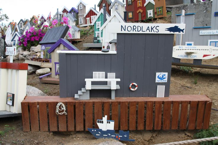 Nordlaks - delivers the best salmon in Norway.