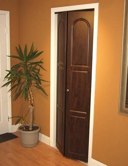 Closet Door Mama Day 349 Diy Bi Fold Doors Sliding Mirror Closet
