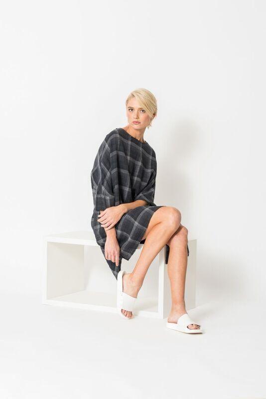 Chalice - Feature Yoke Dress
