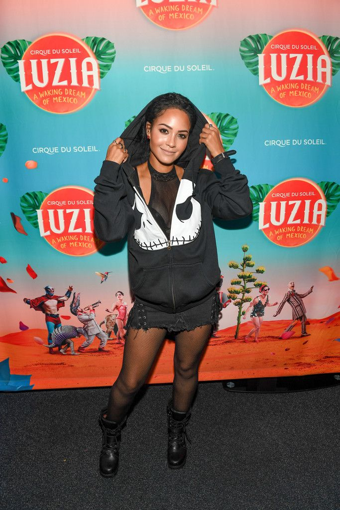 Tristin Mays Photos Photos - 'Til Death Do Us Part' Atlanta Red Carpet Screening and Q&A with Marques Houston and Annie Ilonzeh - Zimbio