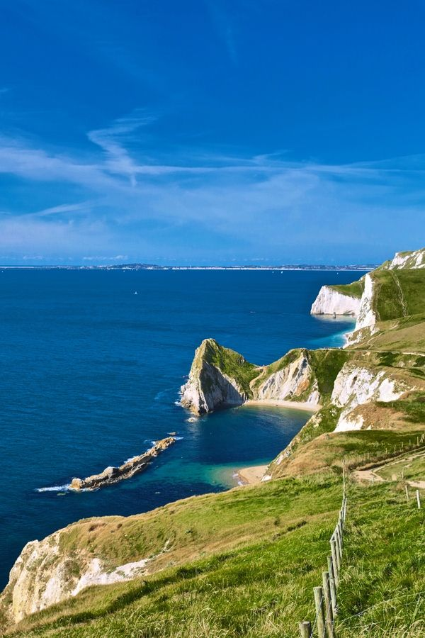 Lulworth - England, UK never been looks lovely! Need to take a trip round England
