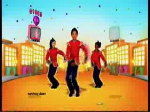 Just Dance Kids Ants Go Marching - YouTube