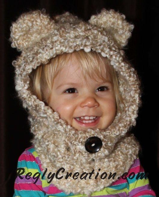 Dreamtime Teddy - www.ReglyCreation.com