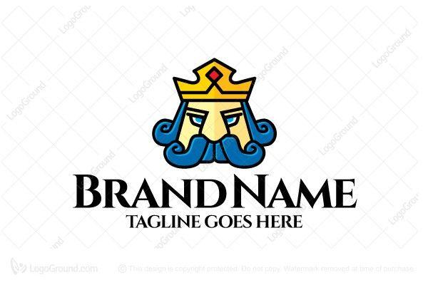 Logo for sale: Blue Beard Beer Logo