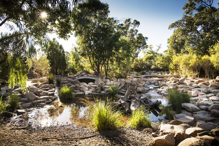2014 WINNER   RIO TINTO NATURESCAPE KINGS PARK   IALWA   COMMERCIAL INSTALLATION OVER 2,000m2