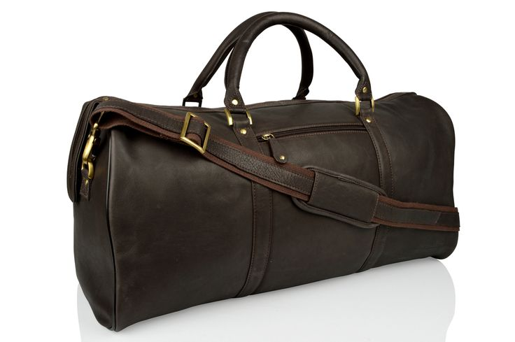 Genuine Baggage - Woodland Leather Holdall Bag in Brown, 30% off for Father's Day (http://www.genuinebaggage.com.au/woodland-leather-holdall-bag-in-brown/)