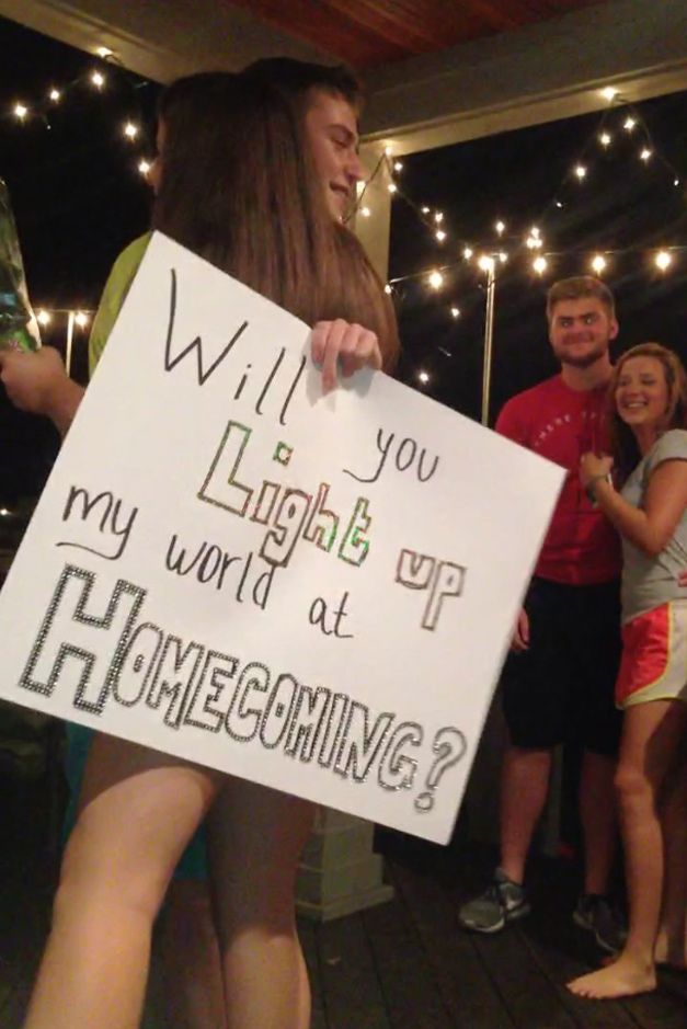 62 Best Homecomingpromsadies Proposal Images On Pinterest Prom