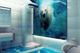 3 boyutlu duvar kağıdı banyo ile ilgili görsel sonucu