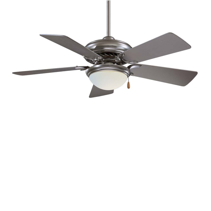 Minkaaire supra 44 uni pack 5 blade ceiling fan light and blades included