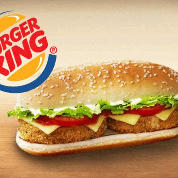 Burger King Launches Meatless Burger Across Malta Meatless Burgers Burger Vegan News