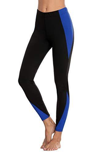 2c1a5c3faf24b vivicoco Yoga Pants for Women High Rise Compression Leggings Active Black S