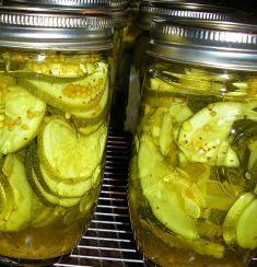 Conserva di zucchine sottolio al basilico - Tutte le ricette dalla A alla Z - Cucina Naturale - Ricette, Menu, Diete