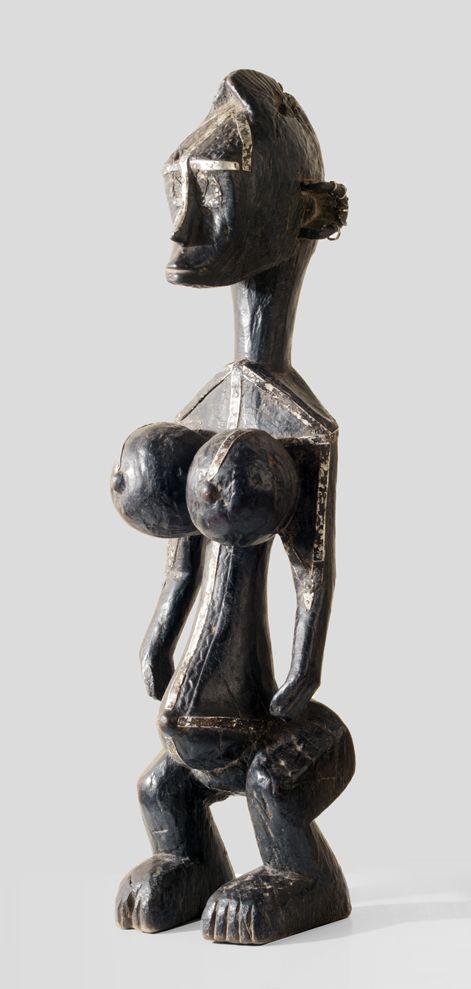 Bozo sculpture, Mali