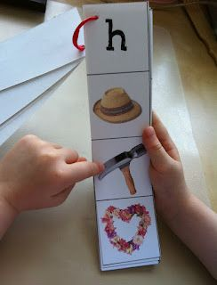 Such a cool idea! I think this would work great for kids learning their alphabet :)