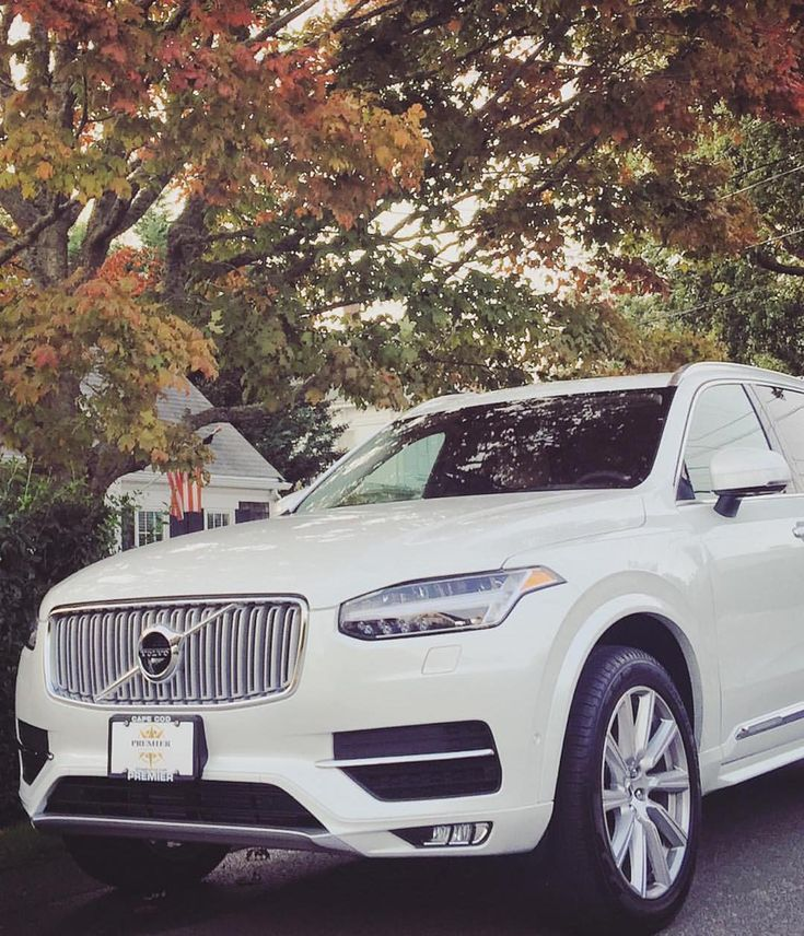"2,493 Likes, 46 Comments - Volvo Car USA (@volvocarusa) on Instagram: ""It's beginning to feel a lot like Fall! The #AllNewXC90"""